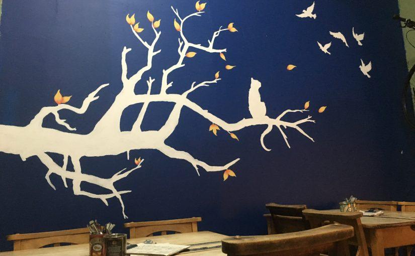 Chumleys Mural